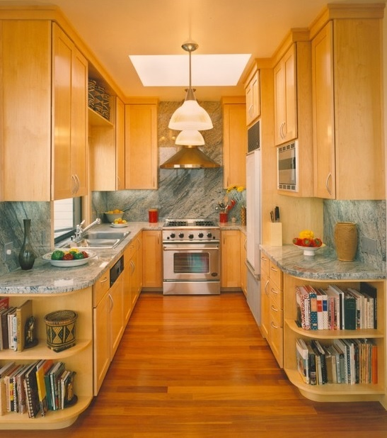 61 Best Galley Kitchens Images On Pinterest