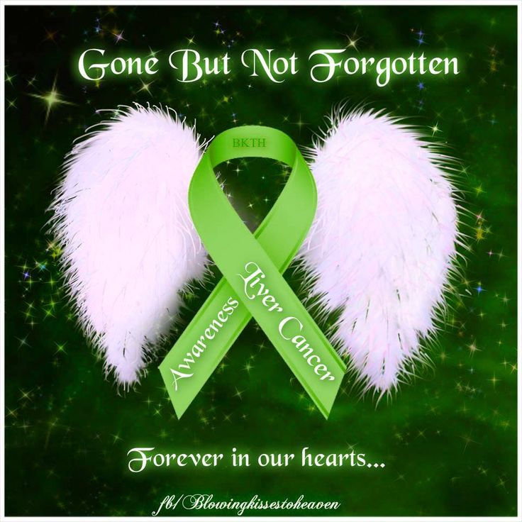 Liver Cancer Awareness For Beth Johnson a wonderful mom, wife, sister, grandma, and friend