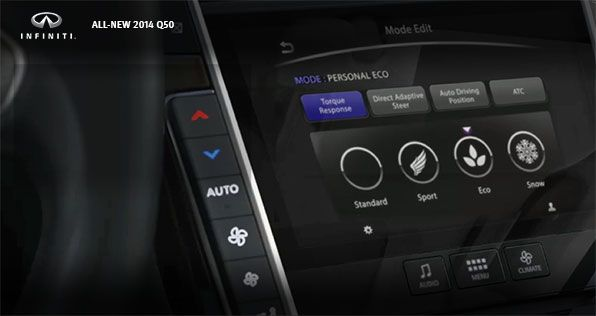 Digitally adjust your preferred amount of engine responsiveness based on 4 preset modes