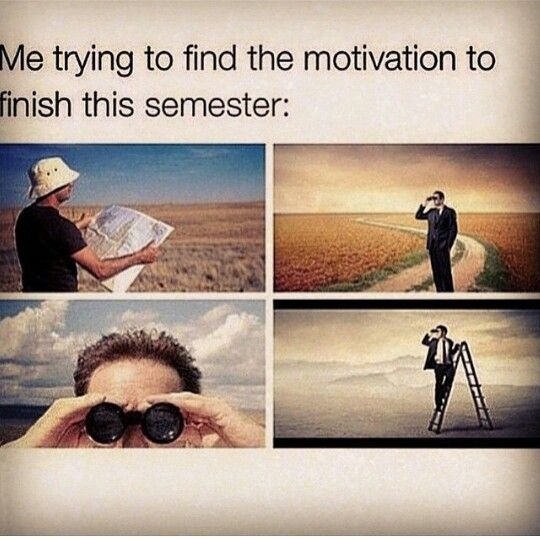Image result for me trying to find inspiration for this semester