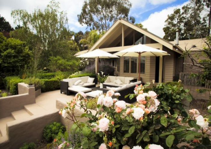 Vineyard Lodge - Tussie Mussie, Mornington Peninsula, VIC #LuxuryRetreat