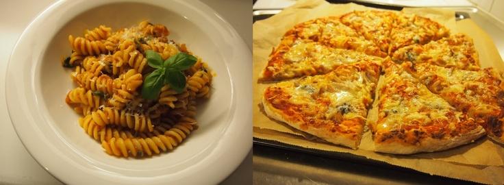 Kulinaarimuruja: Umamisoossia (Tomaattikastike pastalle ja parmesanin kantojen uusiokäyttöä)
