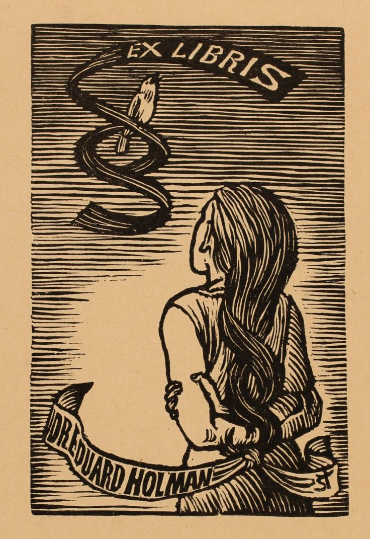 Exceptionnel 1530 best Ex Libris images on Pinterest | Ex libris, Book art and  SN29