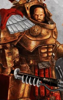 Chapter Master of Minotaurs, Lord Asterion Moloc #warhammer #wh40k #warhammer40k