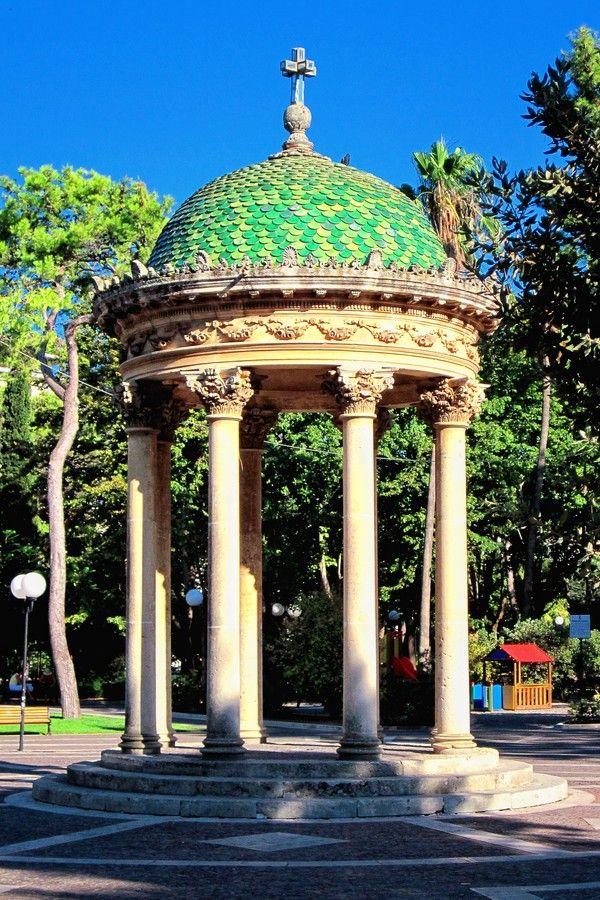 Lecce Park - Lecce, Apulia, Italy