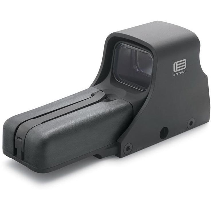 EOTech Scope and Optics. EOTech 552 Holographic Weapon Sight Matte AA Battery
