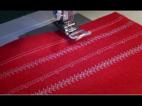 Algunos videotutoriales sencillos del uso de la máquina de coser   Aprender…