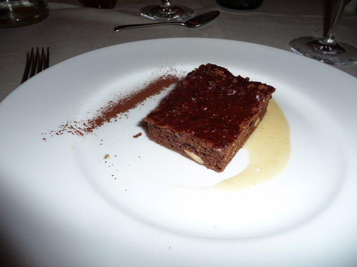 brownie vegano foto di Anna Goffi