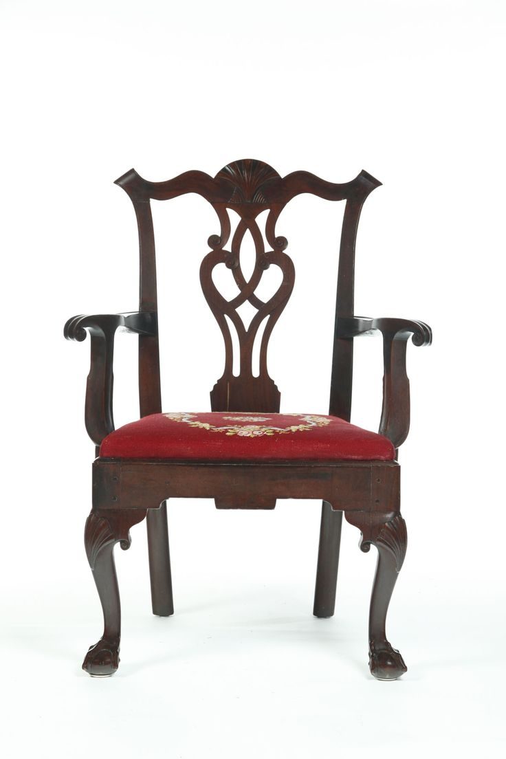 Antique chairs styles pictures - Beginner S Guide To Chippendale Style Furniture Chippendale Style Chair With Yoke Back Pierced Splat Cabriole Legs And Ball And Claw Feet C