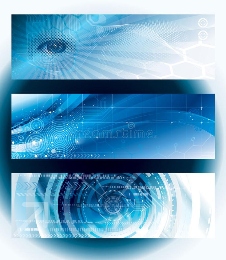 Technology Banners. Set of abstract technology web banner , #Aff, #Set, #Banners, #Technology, #abstract,