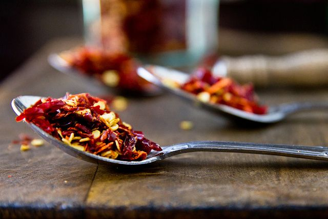 DIY Crushed Red Pepper by foodiebride, via Flickr