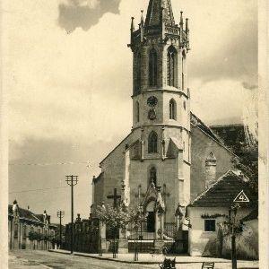 Sopron Szent Mihály templom