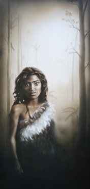Tuihana with the Magic Feet by Sofia Minson