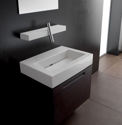 8 best images about blok treemme collection de for Robinet lavabo mural