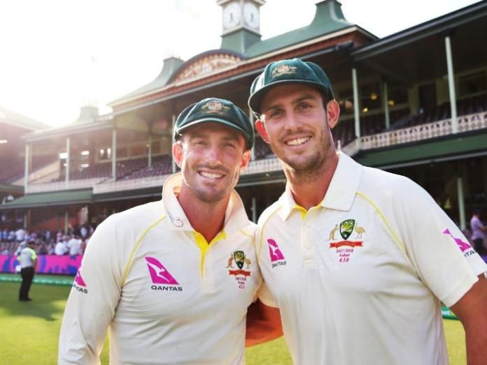 Ashes 2017-18 Redemption Shaun Marsh Mitchell Marsh Sydney tons