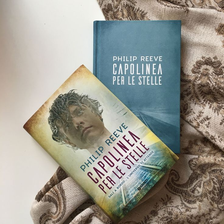 "Words of books: Recensione | ""Capolinea per le stelle"" di Philip Reeve edito da Giunti"