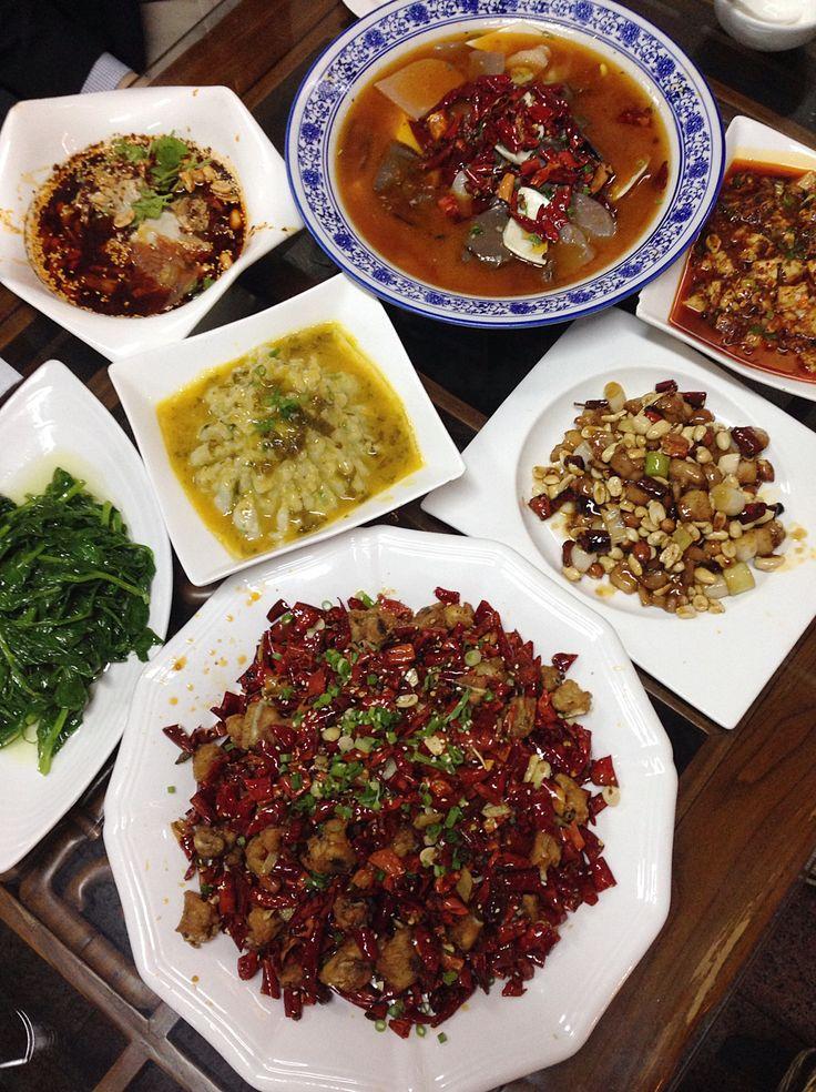 北京四川五糧液龍爪樹賓館6号楼餐庁