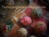 Ricetta Cupcakes al cioccolato e cocco , frosting alla crema di burro aromatizzata alla liquirizia - Petitchef