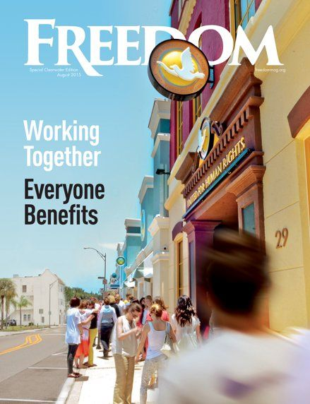 Clearwater Building | Freedom Magazine