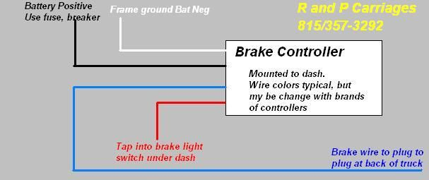 Back Light Wire Diagram