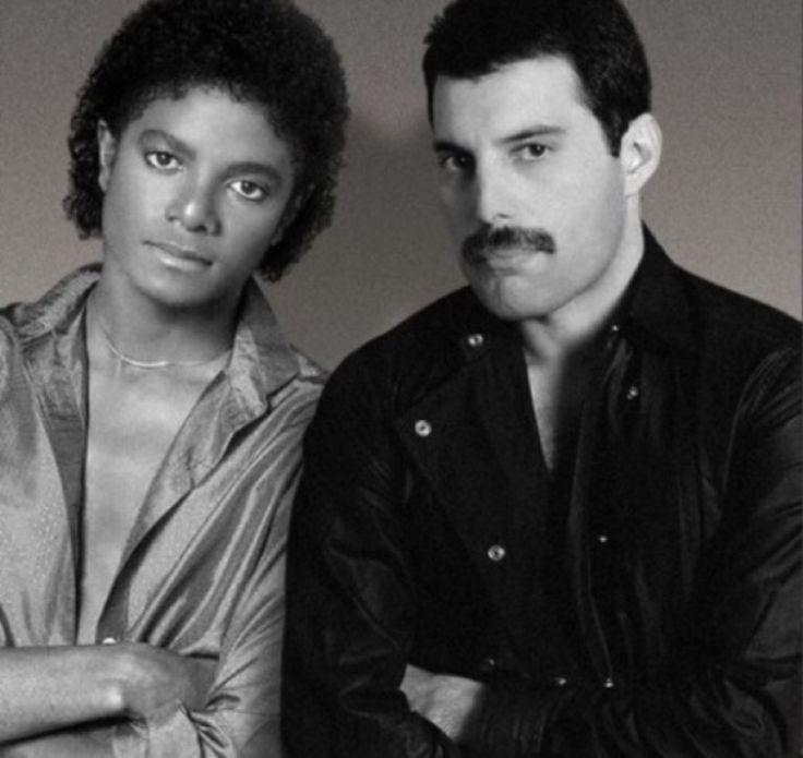 Michael Jackson&Freddie Mercury