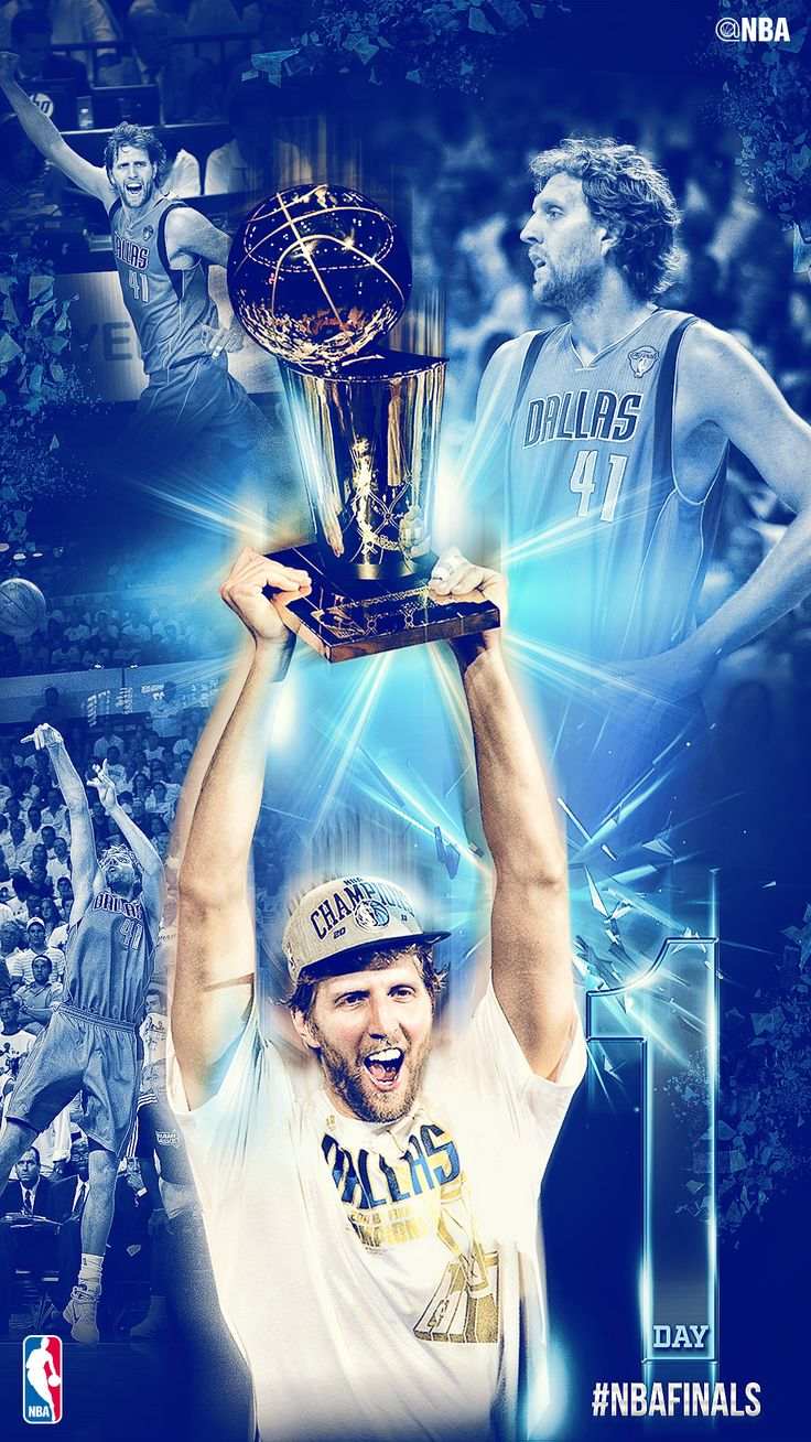 Dirk Nowitzki & the Dallas Mavs; the 2011 NBA Champions!