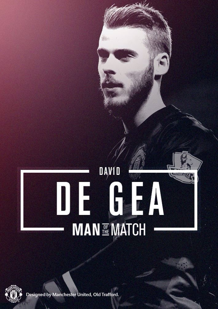 David De Gea Man Of The Match tonight's against QPR