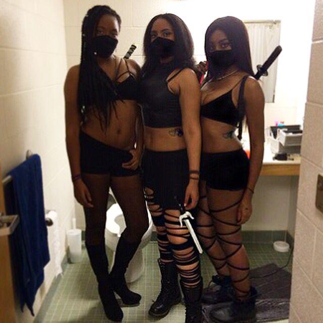 Halloween costume sexy ninja #sexy #assassin #college #ninja #halloween #costume