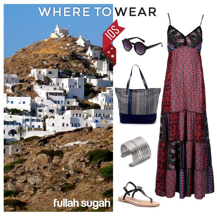 Πάμε Ίο με Στιλ Fullah Sugah!  #Fullah_sugah #fashion #dresses #sandals #trends #fullahsugah #fullah_sugah #fashion #shopping #summer_mood #bags #shoes