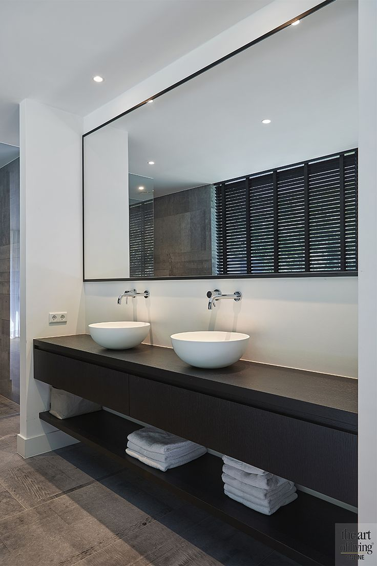 Neubau Villa Split Level Strak Modern Joost Mit Bildern
