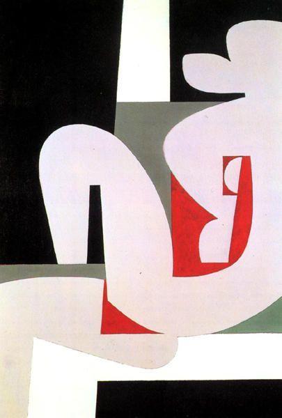 """Nude"" by Yiannis Moralis (1916-2009, Greece)"