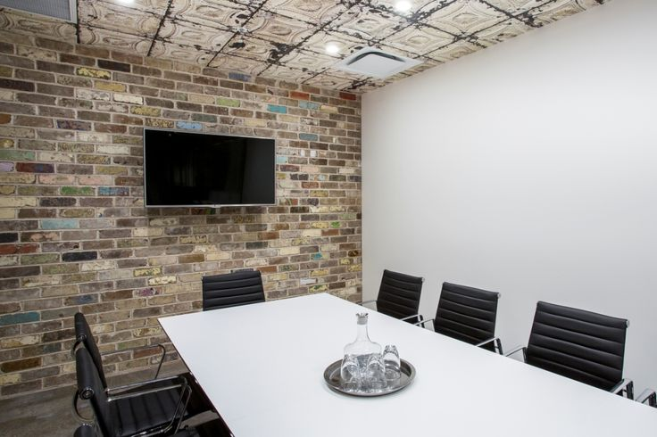 Boardroom designed by omgprojects.