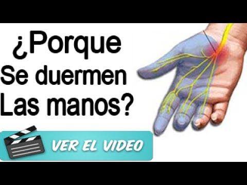☞ Remedios caseros para el entumecimiento y hormigueo en manos y pies – como tratarlo en casa - YouTube