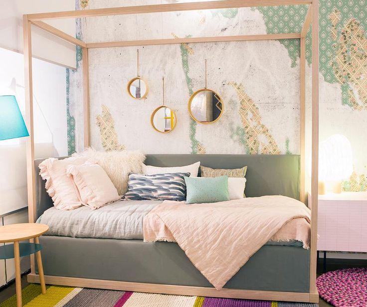 25 best ideas about literie pour adolescents sur for Deco chambre mode