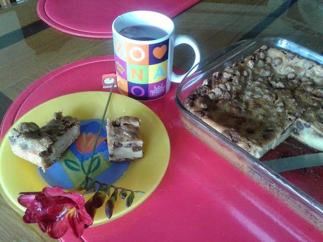 Turismo Rural: Pudin de pan con pasas y cereales de chocolate