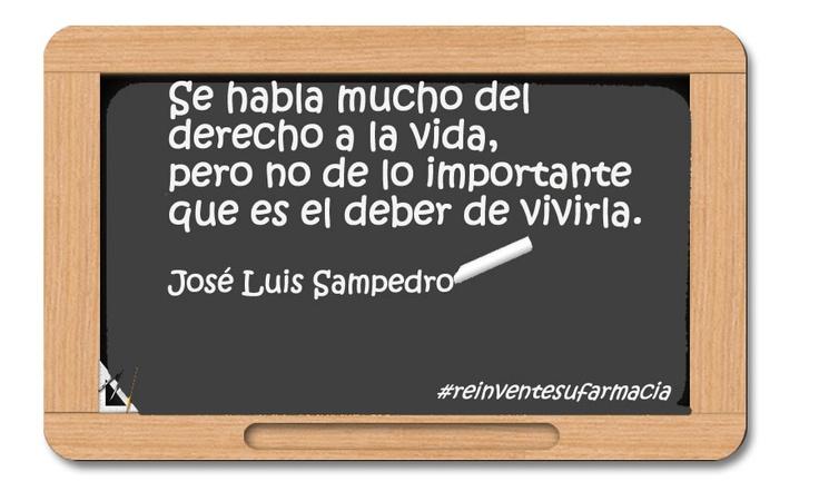 Muere el escritor y economista Jose Luis San Pedro a los 96 años. :(