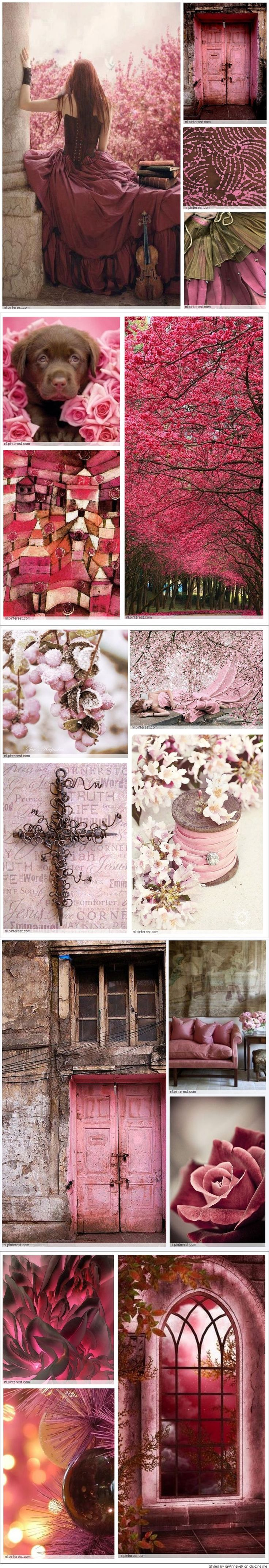 29 best Brown and Pink Aesthetic images on Pinterest | Pink brown ...