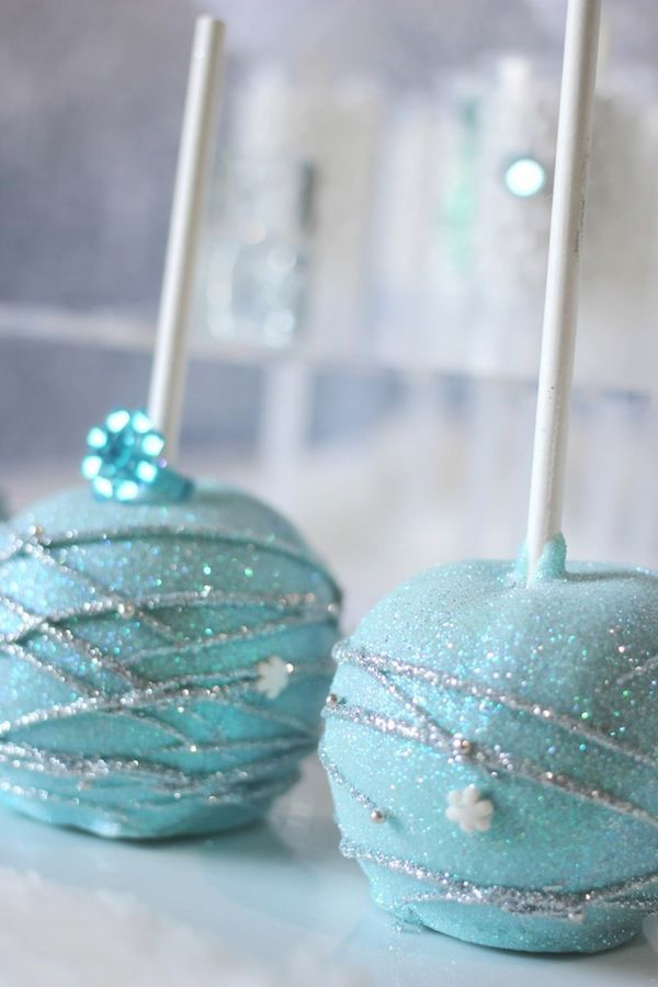 disney's frozen party ideas | Trend Alert: Frozen Party {Sweets Table} // Hostess with the Mostess®