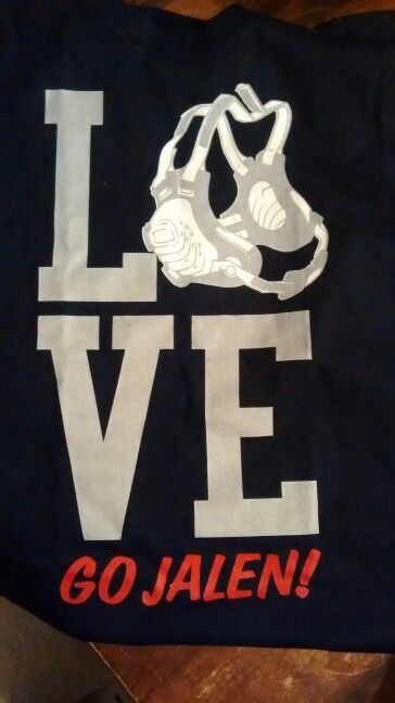 I absolutely love my wrestling girlfriend shirt!