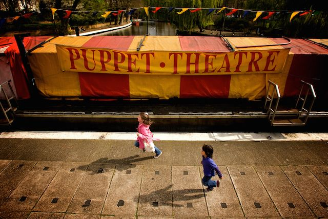 7 Ways To Float Your Boat In London | Londonist Little Venice