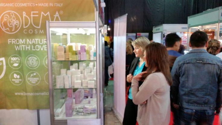 Bema Cosmetici @ KazInterBeauty in Kazakistan