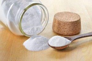 Baking Soda Paste for skin tags