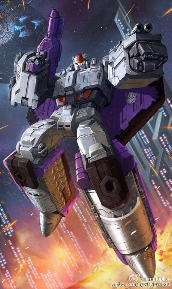 Transformers Titans Return Astrotrain