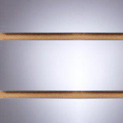 Slatwall Panel Acrylic Mirror