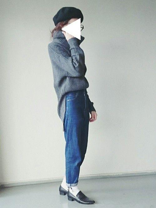 kiii.|KBFのニット/セーターを使ったコーディネート - WEAR