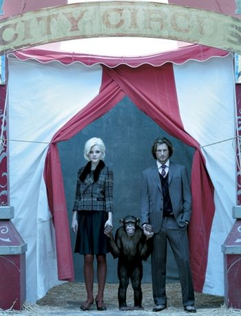january 9, first modern circus is staged in london in 1768 (photo: laspata decaro): Photos Booths, Laspata Decaro, Aubrey Photographers, Circus Inspiration, Jessica Stam, Vintage Circus, Americana Manhasset, Manhasset Fw2006, Earth Models