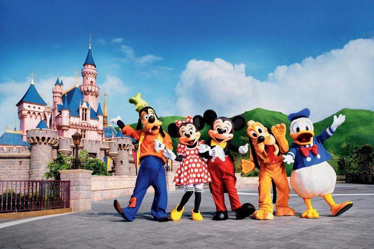 Hong Kong Disneyland Adventure - Magical Family Time - Big rides, memorable characters, all heart and all disney. Adventure land to Tomorrowland and more.