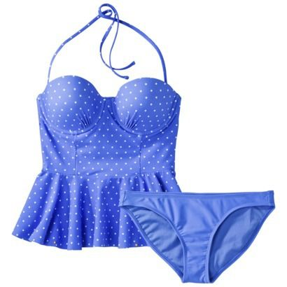 peplum swim suit?! adorable. getting this asap. #target