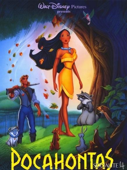 Pocahontas: 20 Of The Greatest Disney Movies Ever / 15