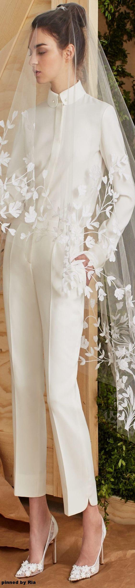 Gocce di Agata: Una sposa in pantaloni